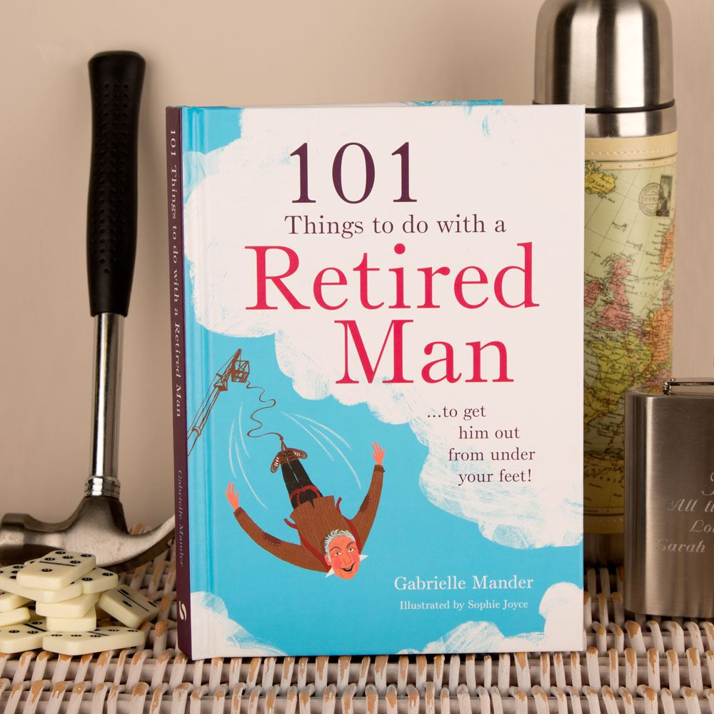 Image of 101 Things To Do With A Retired Man Book