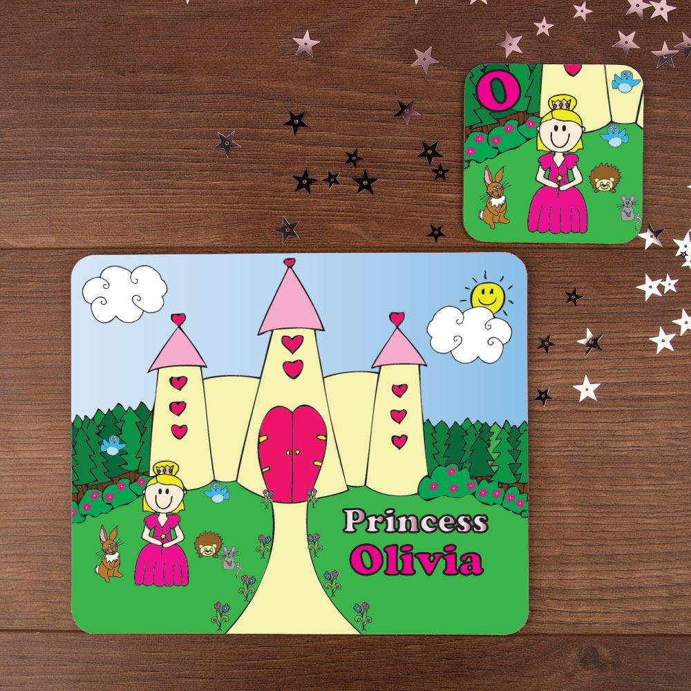 Little Princess Placemat Set