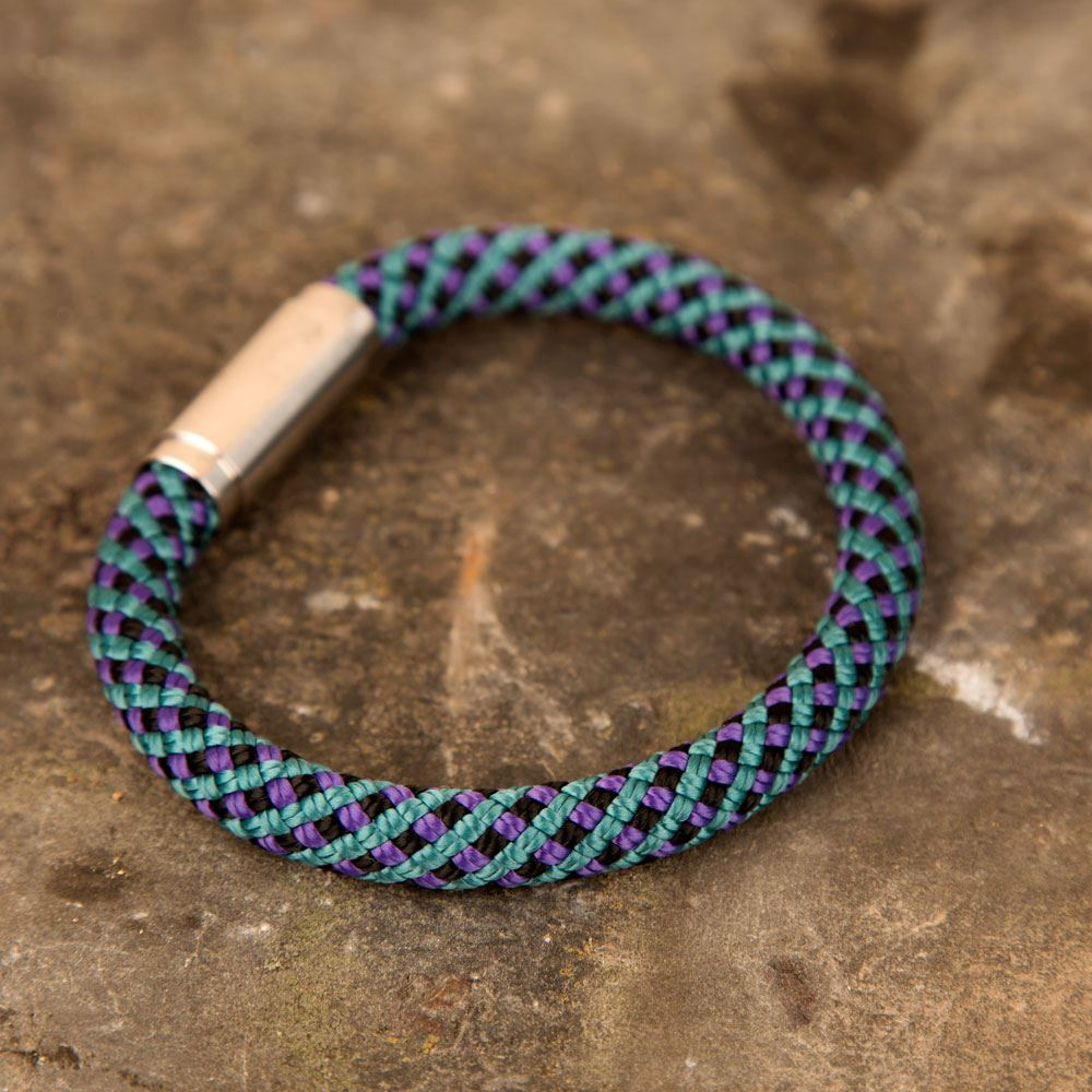 Designer Teal Wristband