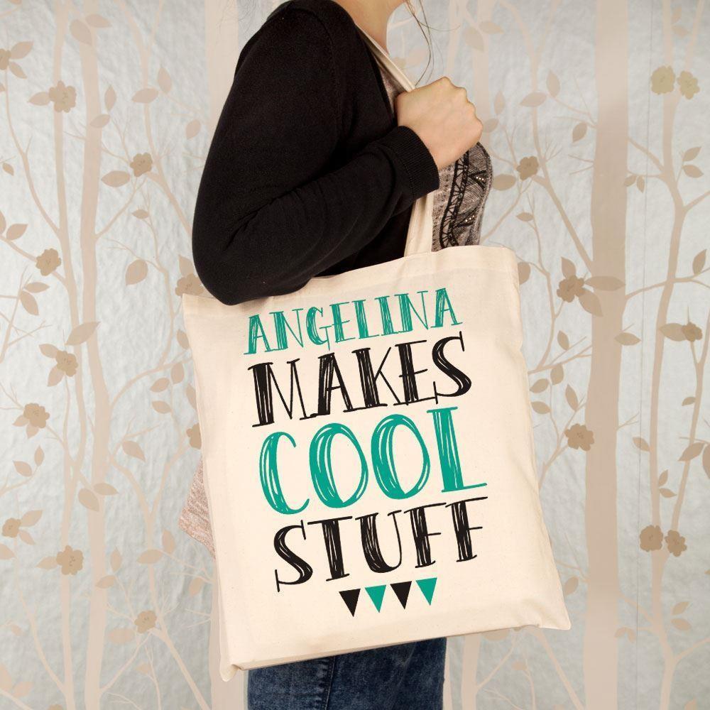 Customised Makes Cool Stuff Shopper