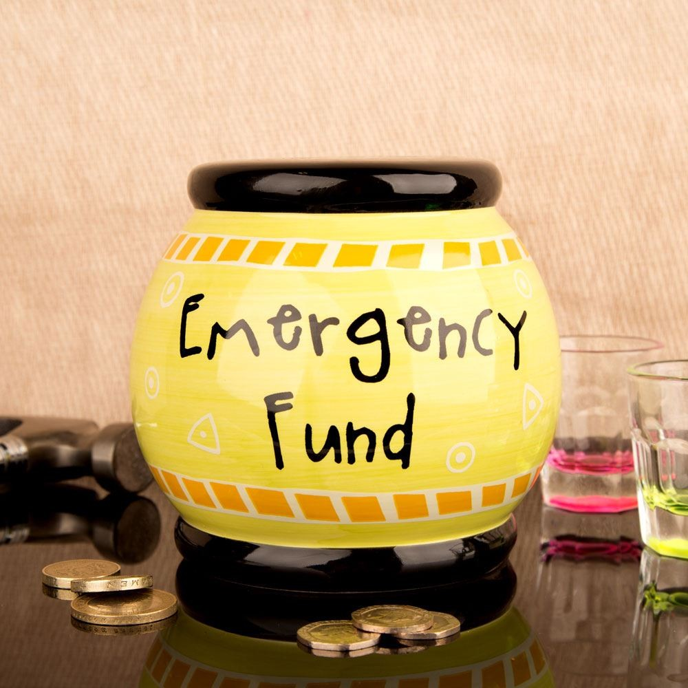Emergency Fund Money Pot