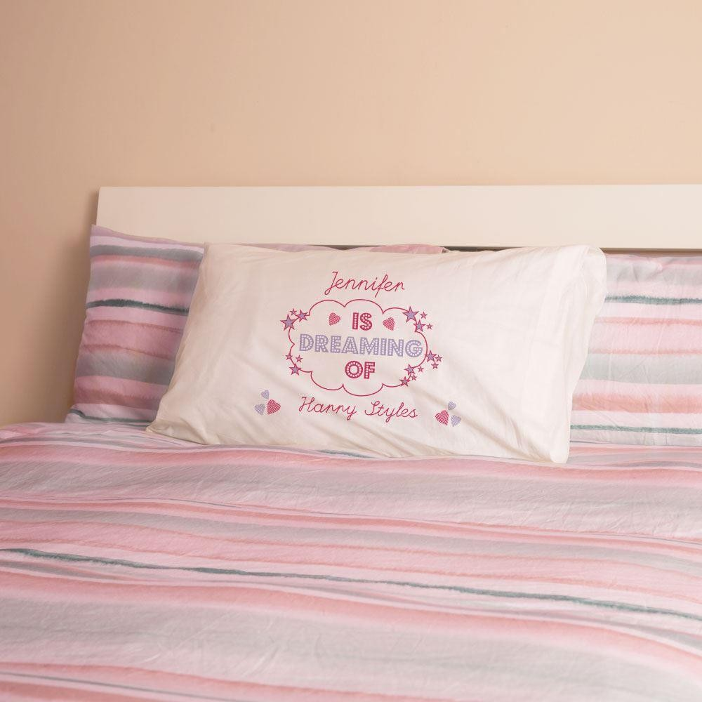 Dreaming Of A Superstar Pillowcase