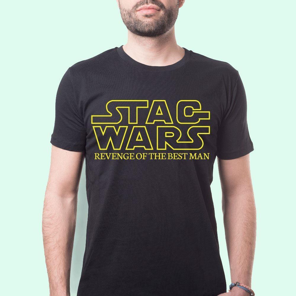 Stag Wars: Revenge of the Best Man T-Shirt