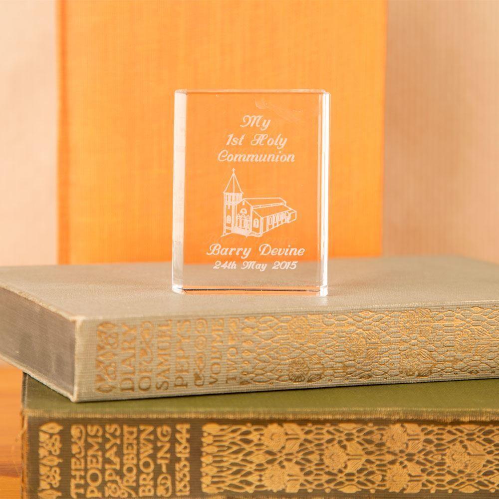 Communion Miniature Book: Church Design