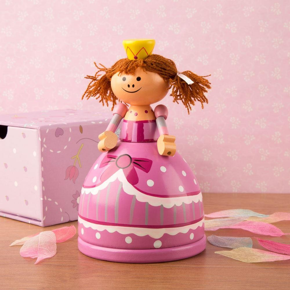 Princess Moneybox Front