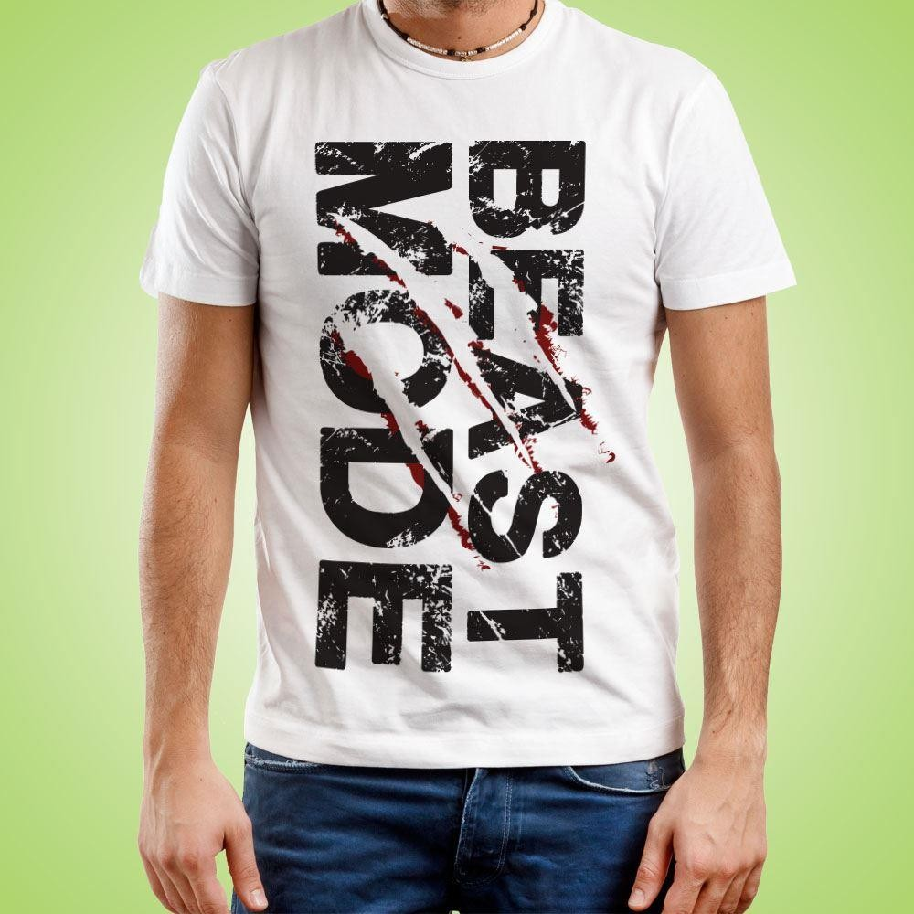 Mens Beast Mode T-Shirt