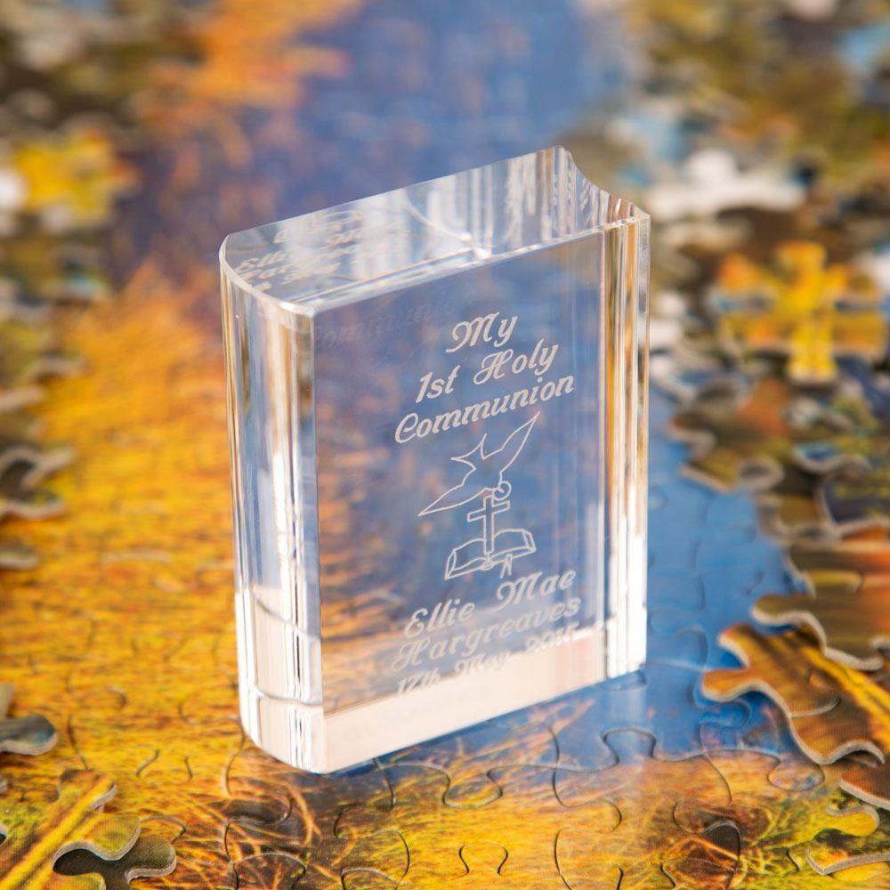 Communion Miniature Book: Dove