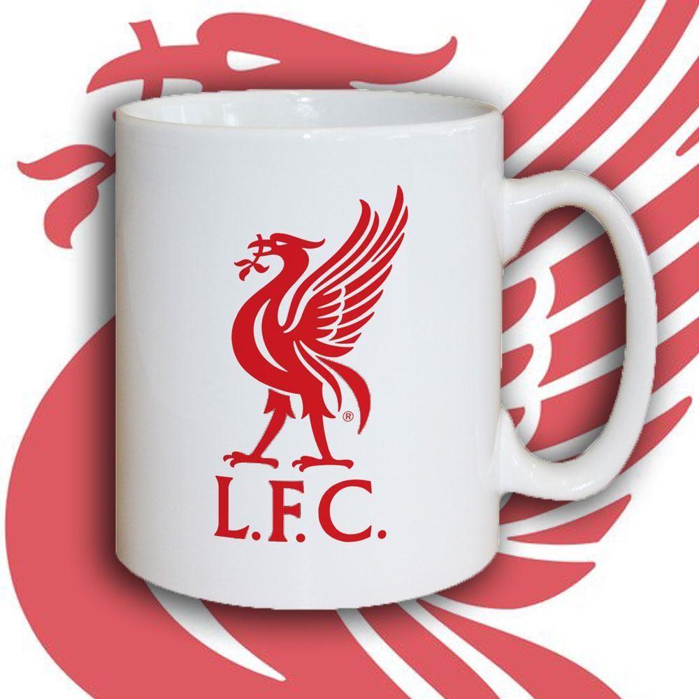 Customised Liverpool Football Club Manager Mug