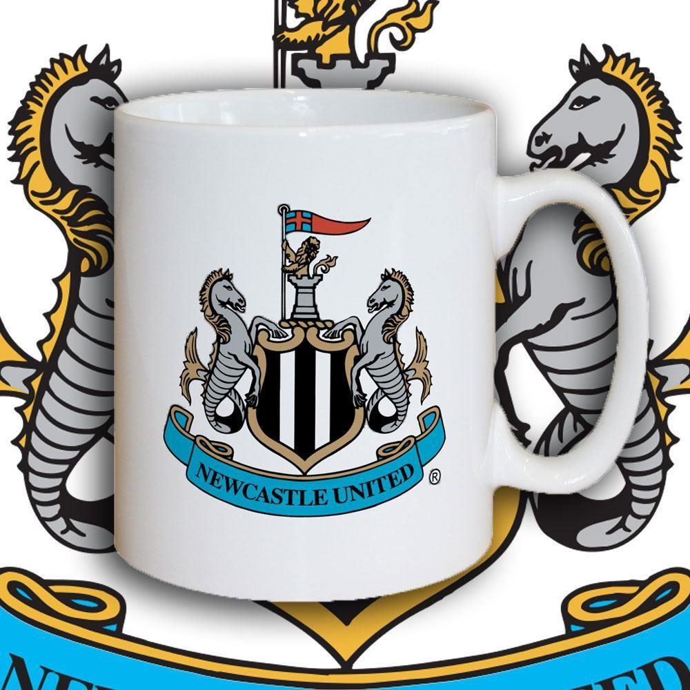 Customised Newcastle United Manager Mug