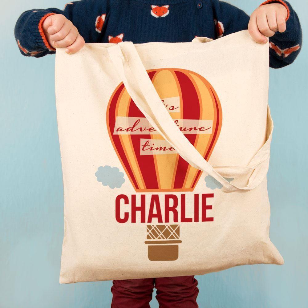 Childrens Adventure Time Custom Bag