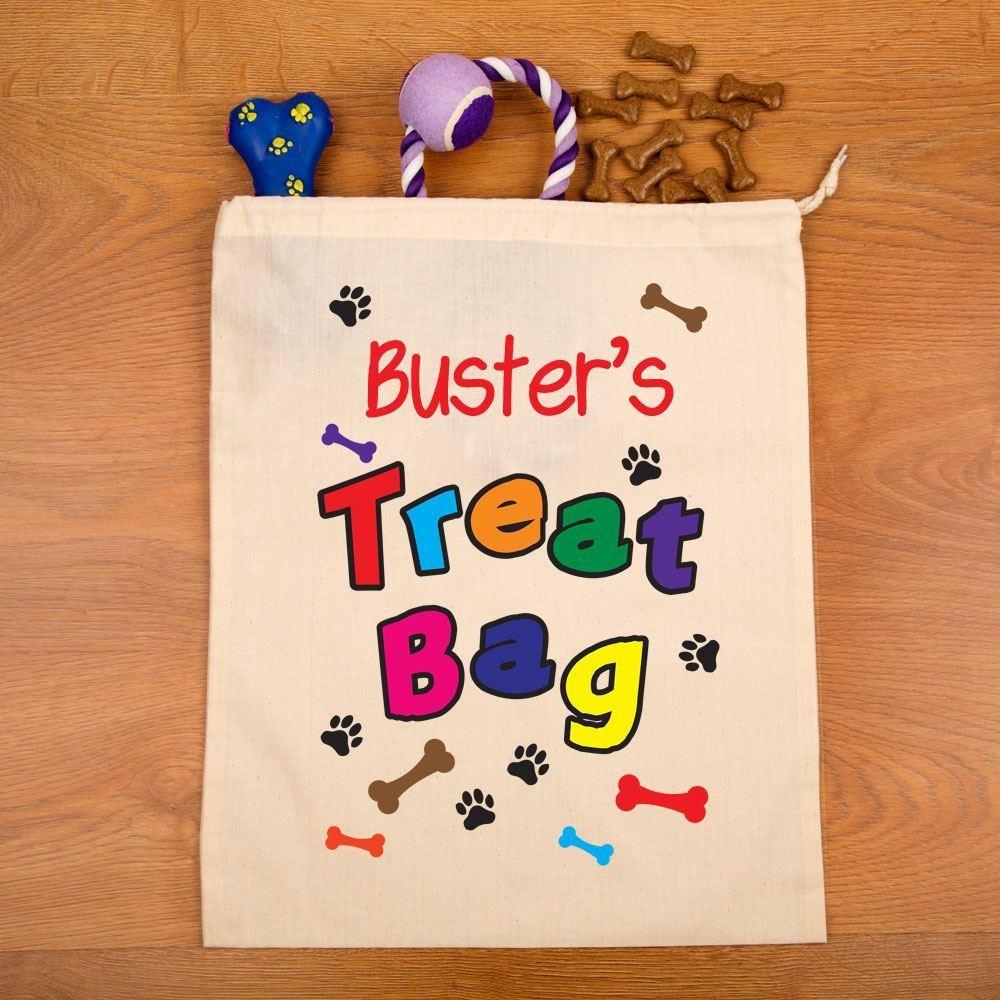 Pet Treats Bag