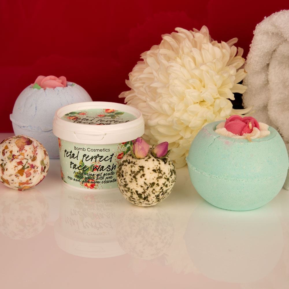 Petal Perfect Bath Gift Set