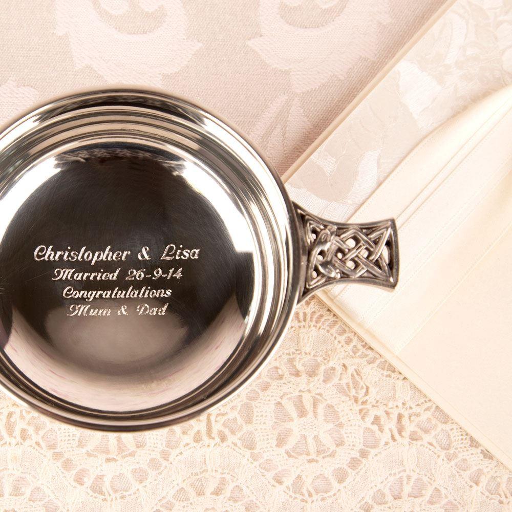 AEE193C23BFCCD0AE5850D60ECED1C37 - Traditional Wedding Quaich