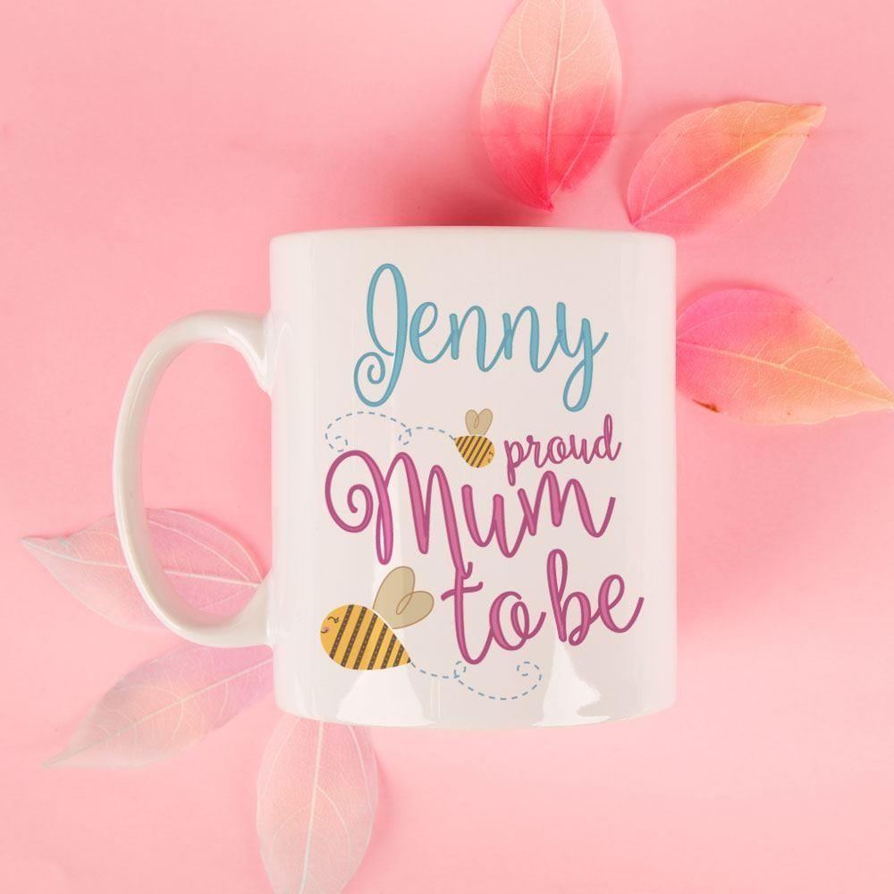 Proud Mum to Be Customised Mug