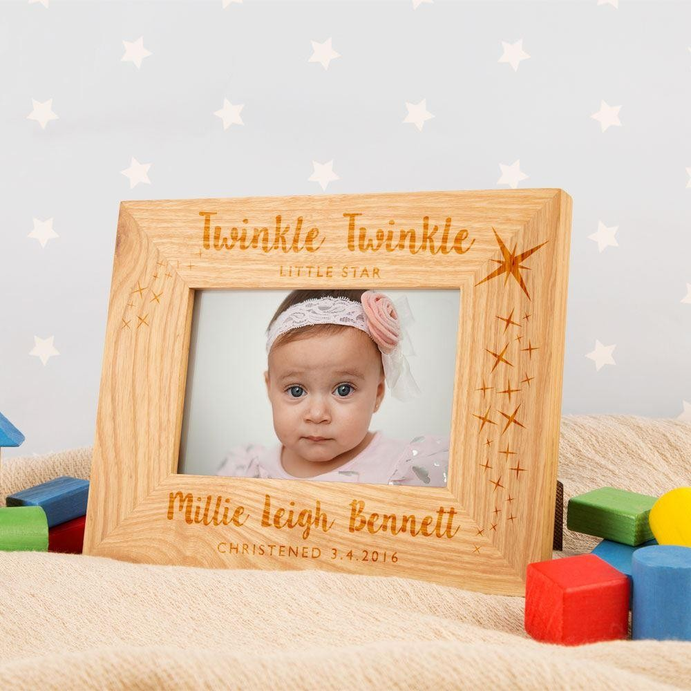 Twinkle Twinkle Bespoke Oak Frame