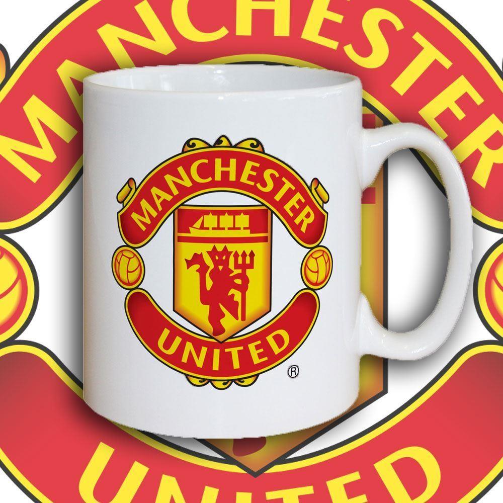Personalised Manchester United Manager Mug