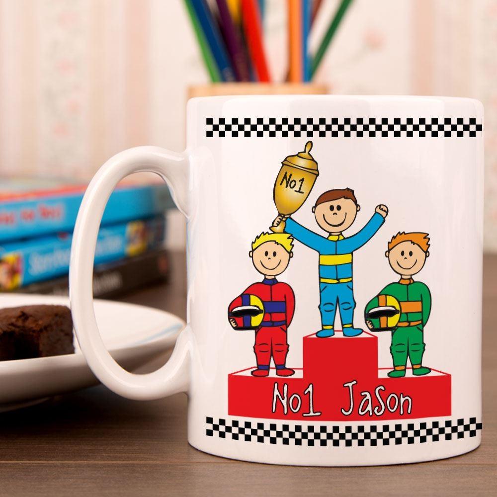 Racing Cars Mug