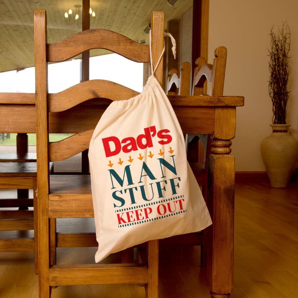 Daddys Man Stuff Bag