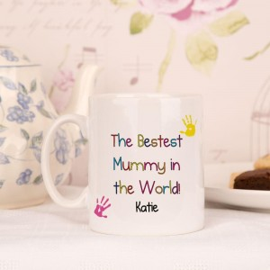 Bestest Mummy In The World Mug