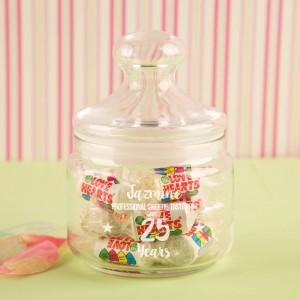 Personalised Professional Sweet Taster Sweetie Jar
