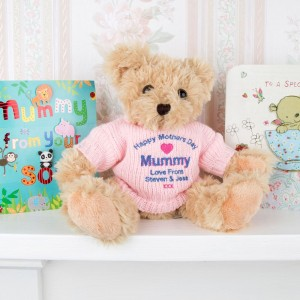 Mothers Day Mummy Bear
