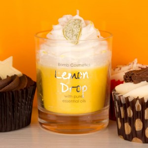 Lemon Drop Whipped Candle