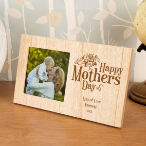Personalised Mothers Day Photo Frame