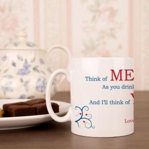 Sentimental Tea Mug