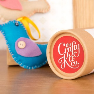 Little Birdies Sewing Kit