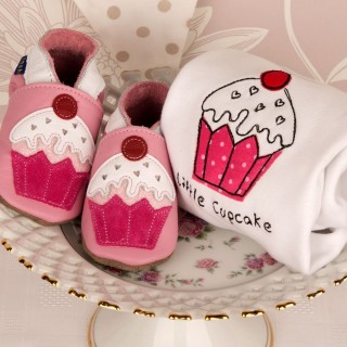 Little Cupcake Baby Gift Set