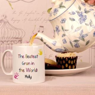 The Bestest Gran In The World Mug
