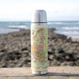 Personalised Map Flask