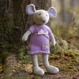 Lily Mouse Soft Plush Toy
