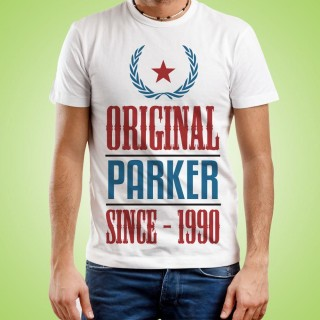 The Original: Personalised Mens T-Shrit