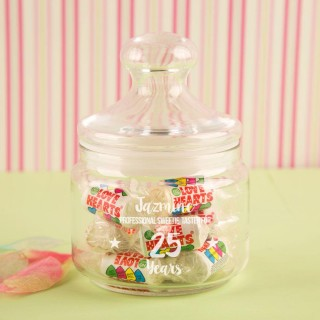 Personalised Professional Sweet Taster Sweetie Jar