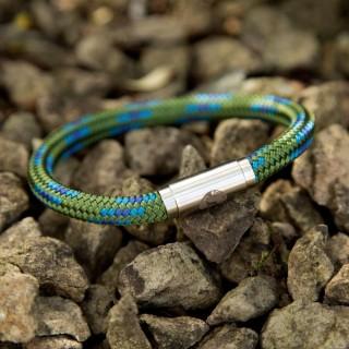 Designer Peacock Wristband