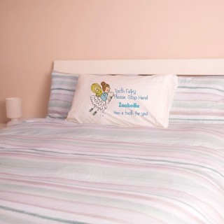 Personalised Tooth Fairy Pillowcase