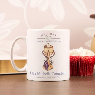 Personalised Eucharist Communion Mug