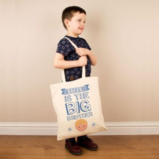 Personalised Big Brother Shoulder Bag