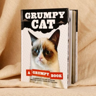 Grumpy Cat Book