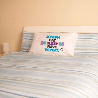 Personalised Eat Sleep Rave Repeat
