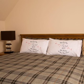 Personalised New Home His and Hers Pillowcases