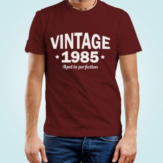 Personalised Vintage T-Shirt for Him