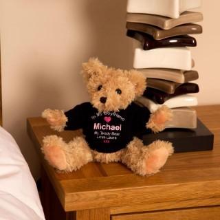 Personalised Boyfriend Teddy Bear