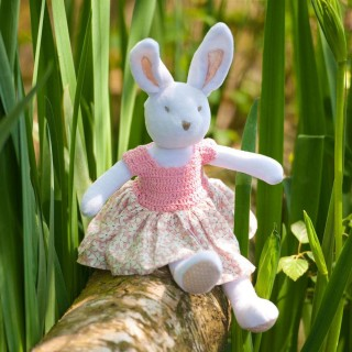 Fifi Rabbit Soft Plush Toy