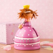 Princess Money Box Rear