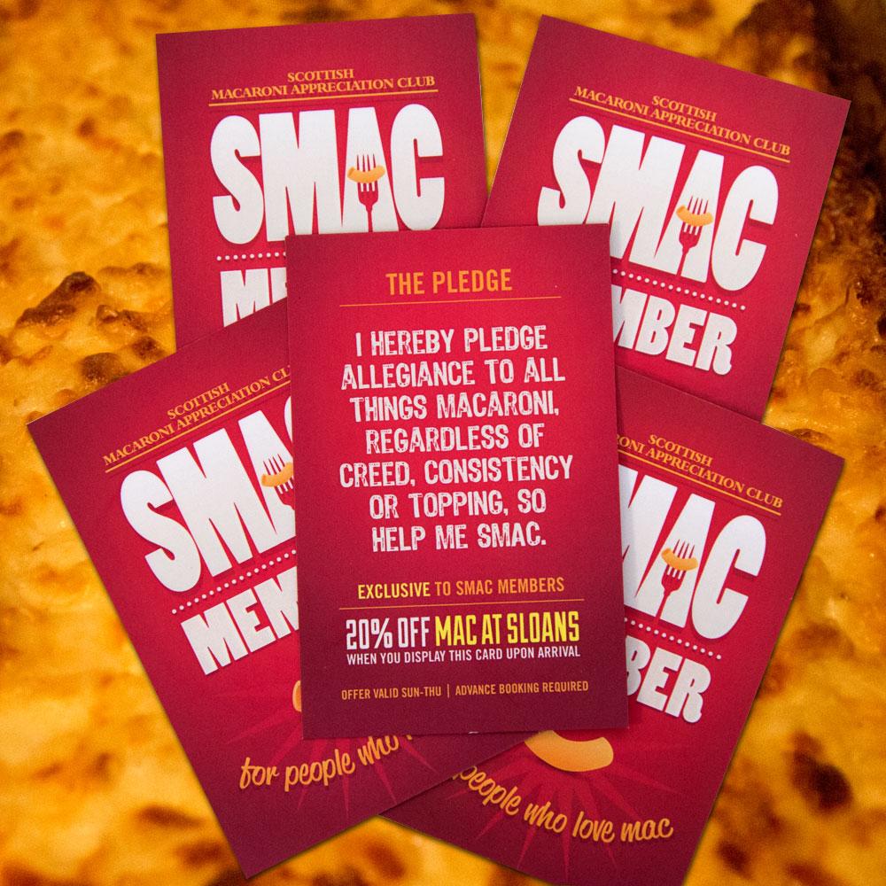 SMAC Discount Card